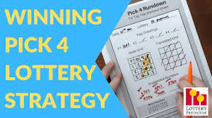 Learn How to Win the Pick 4 Lottery Today!